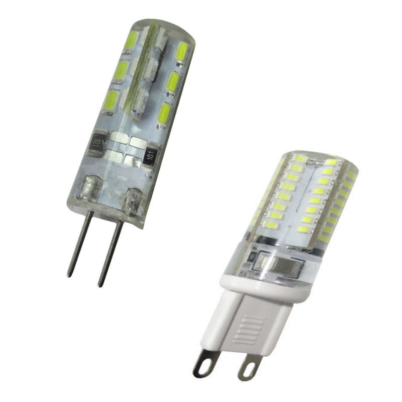 lampadina volt : Dettagli su LAMPADINA LAMPADA LED ATTACCO G4 G9 12 220 VOLT V JOKER ...