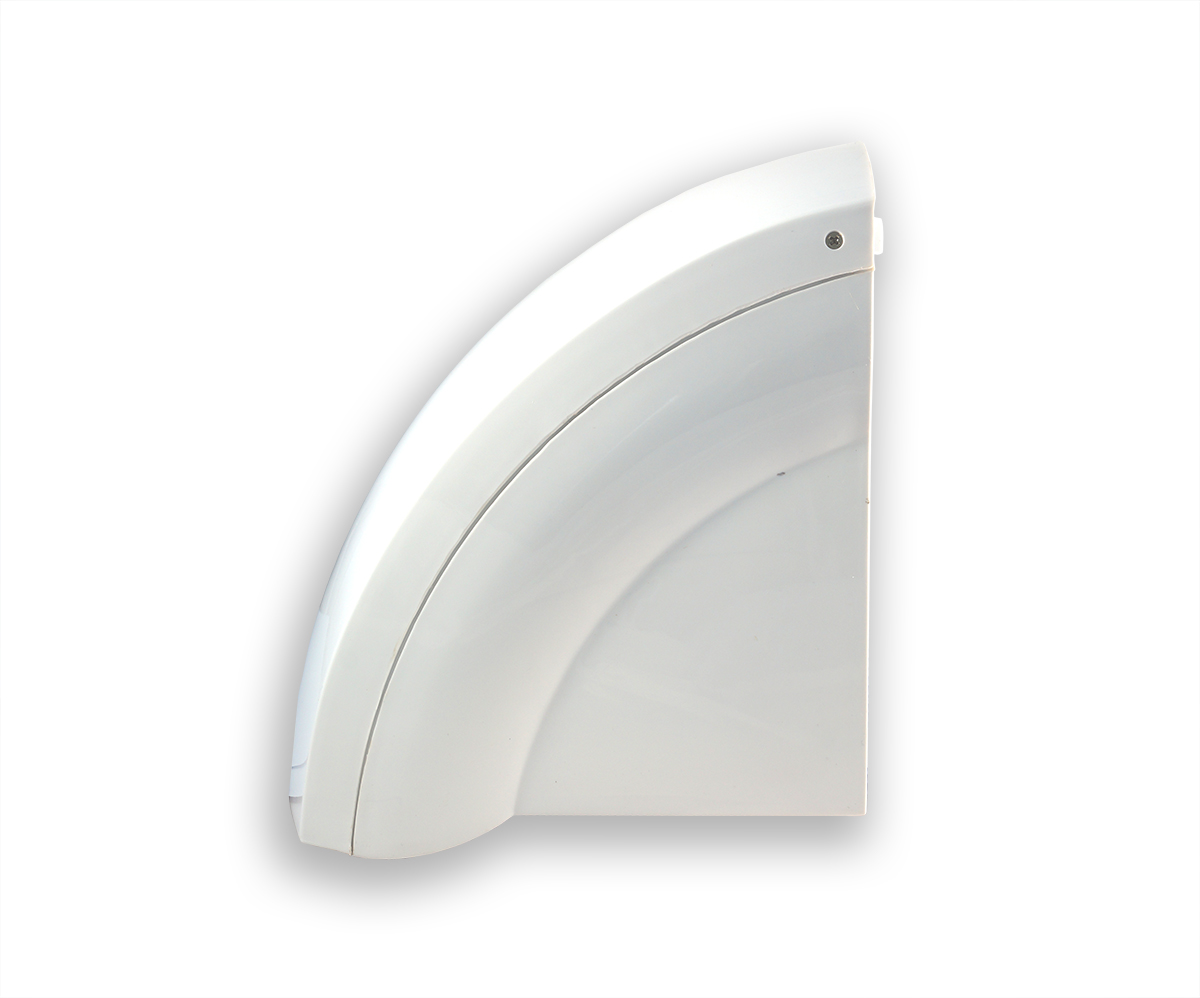 Asciugamani elettrico fotocellula automatico da parete - Termoconvettore elettrico da parete ...