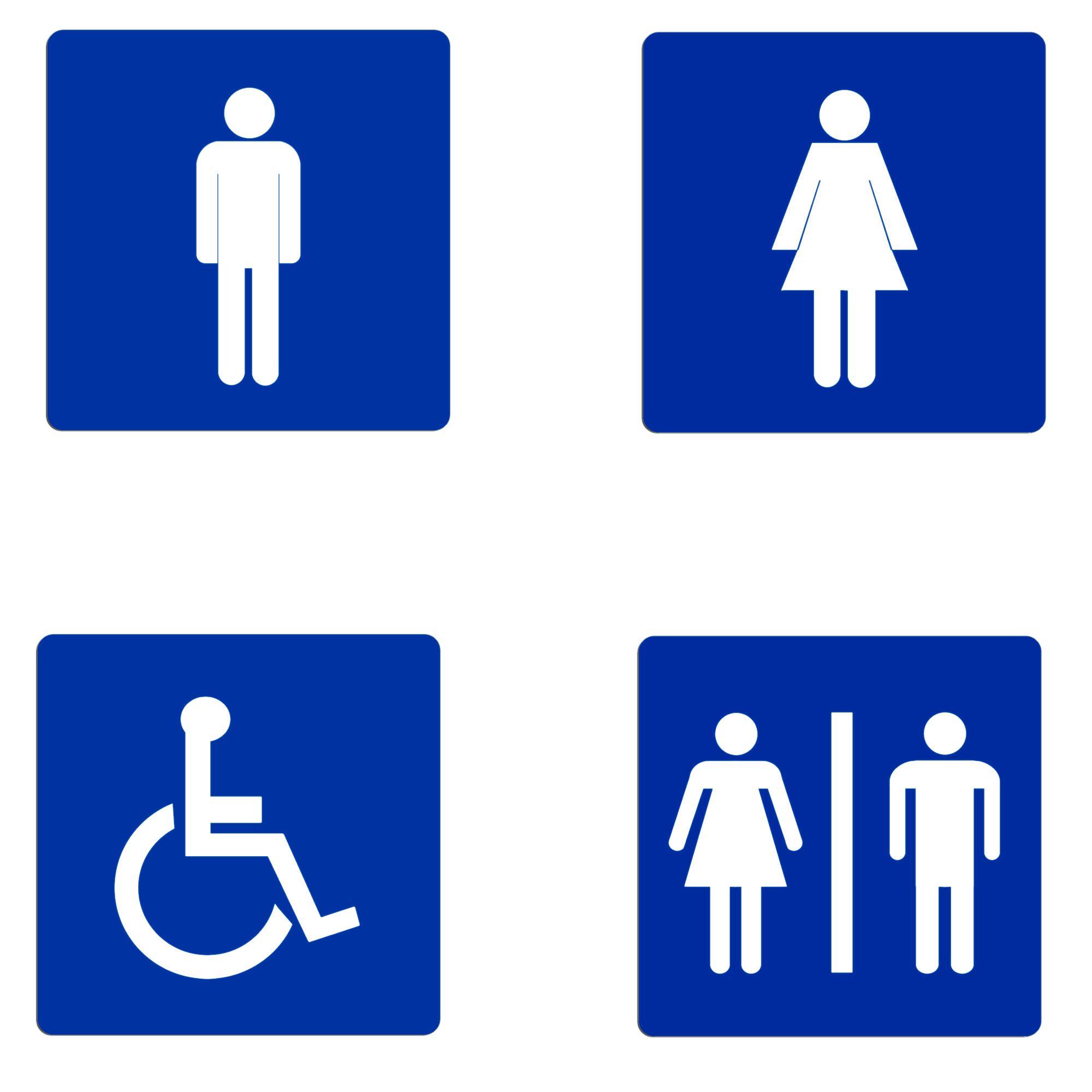 Estremamente Bagni Disabili Dimensioni #783 | msyte.com Idee e foto di  KJ77
