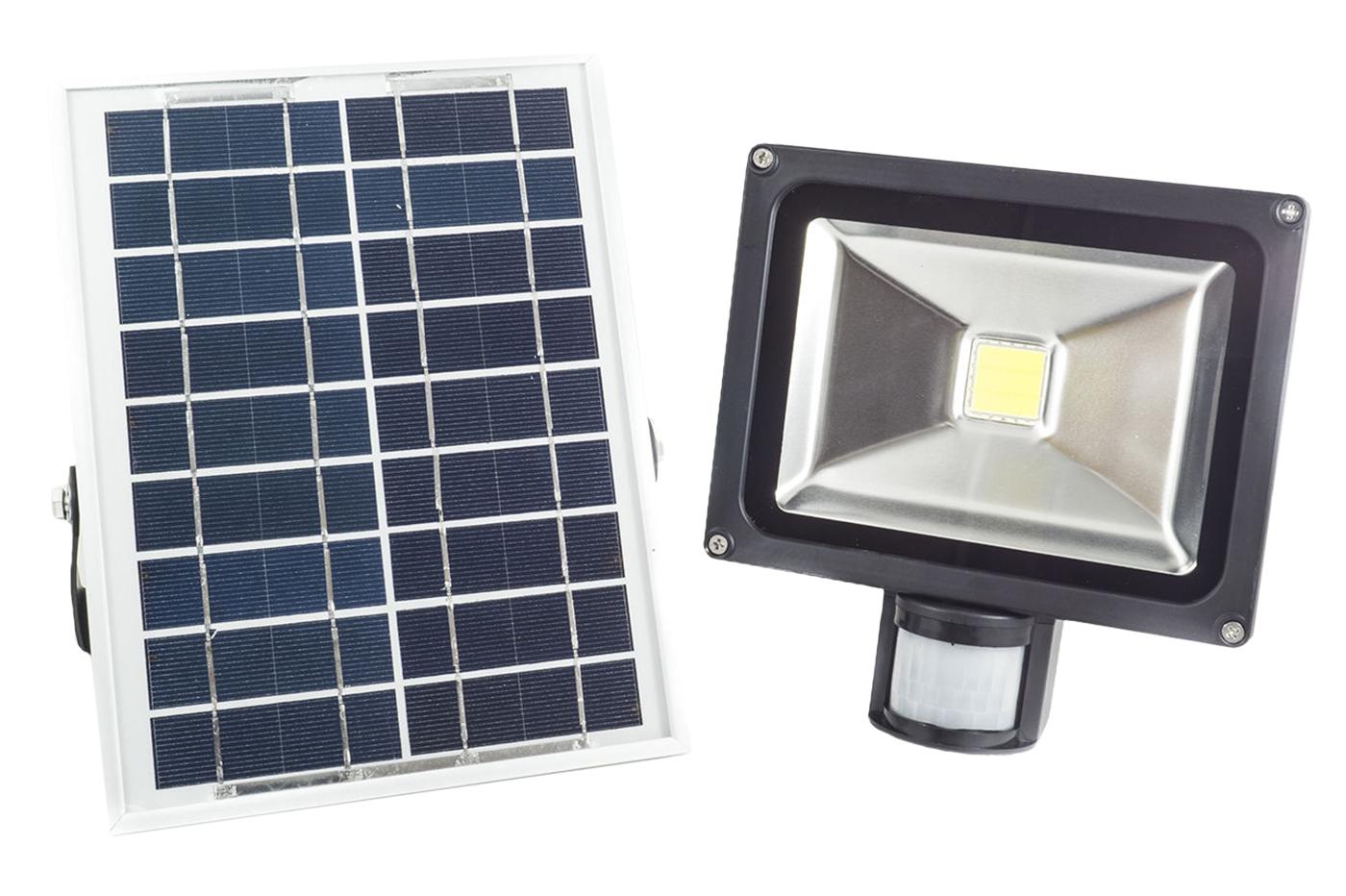 Bes illuminazione ad energia solare beselettronica kit