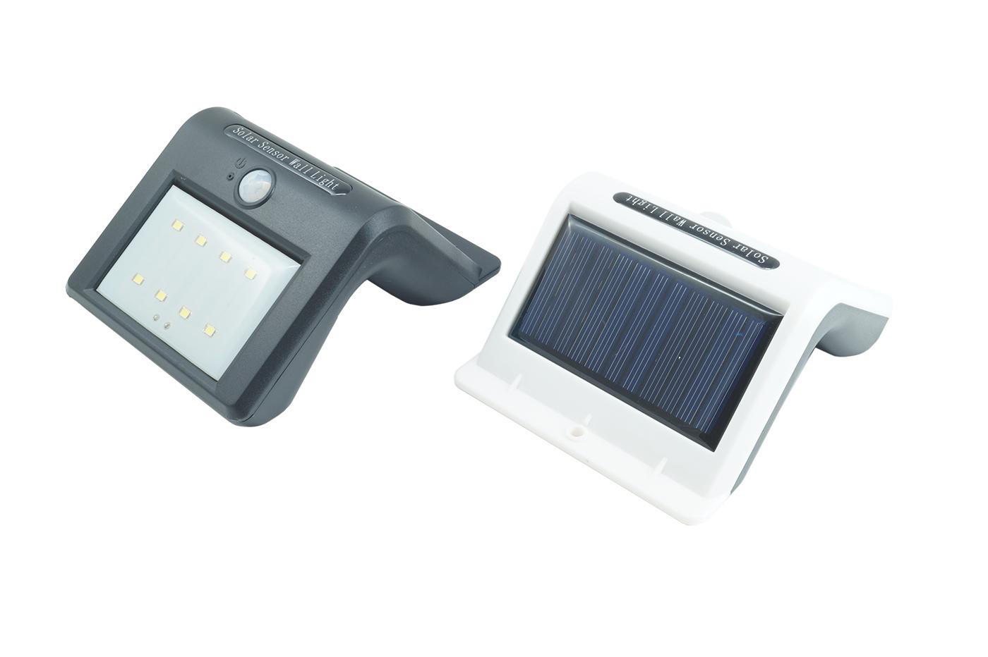 Plafoniera Esterno Sensore Movimento : Bes 22758 illuminazione ad energia solare beselettronica faro