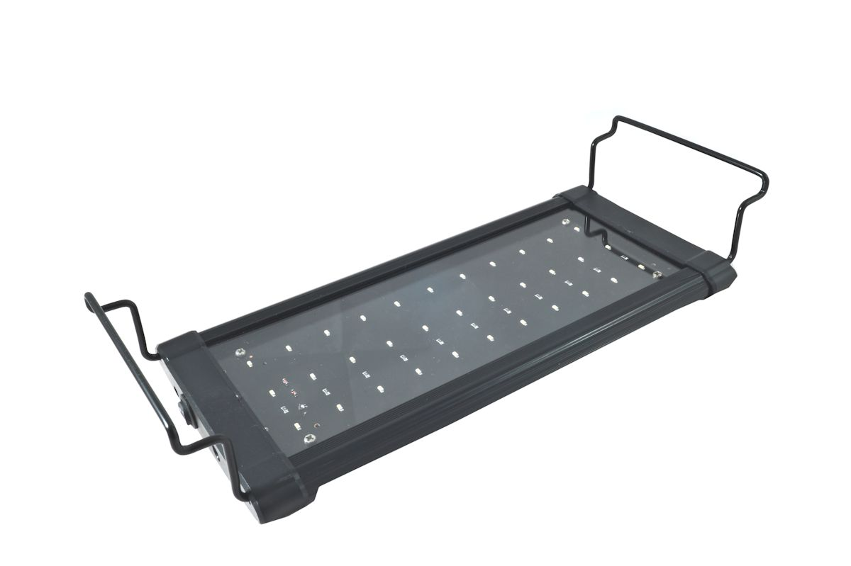 Plafoniere Per Lampade A Led : Bes acquariologia beselettronica plafoniera hq led per