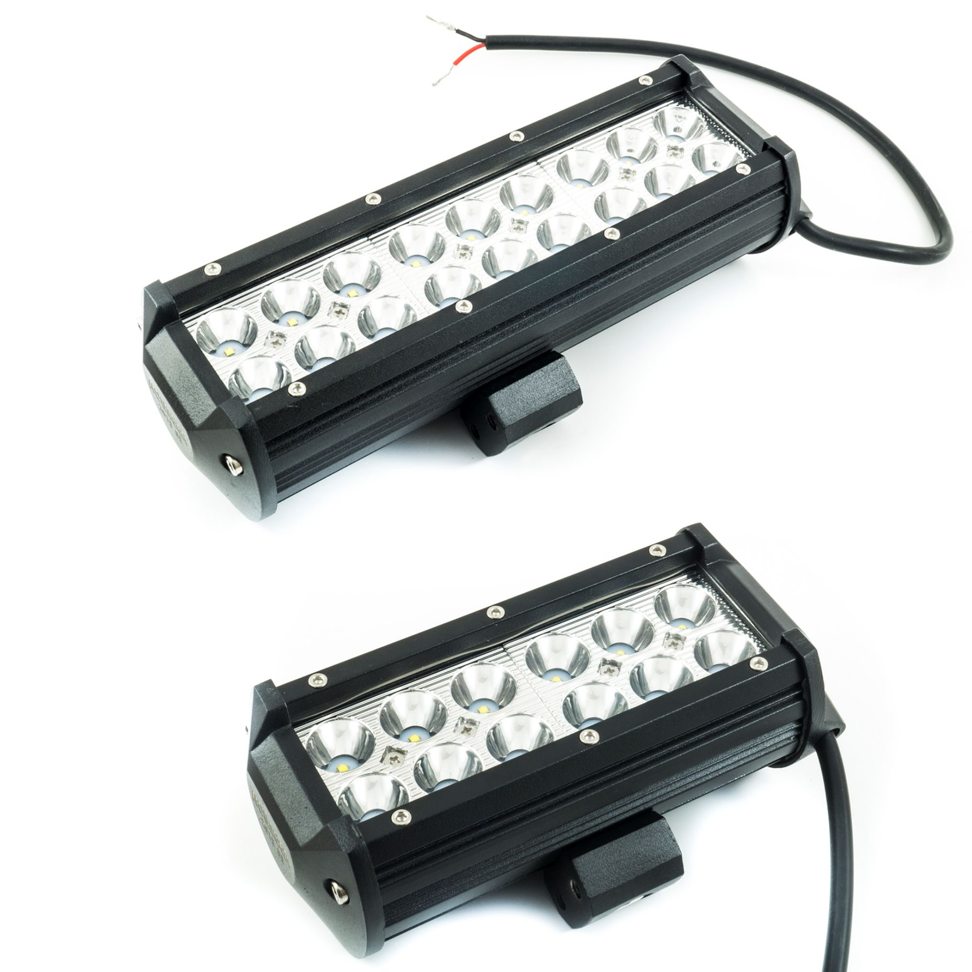 FARO BARRA SUPPLEMENTARE 18 LED 54W AUTO FUORISTRADA SUV