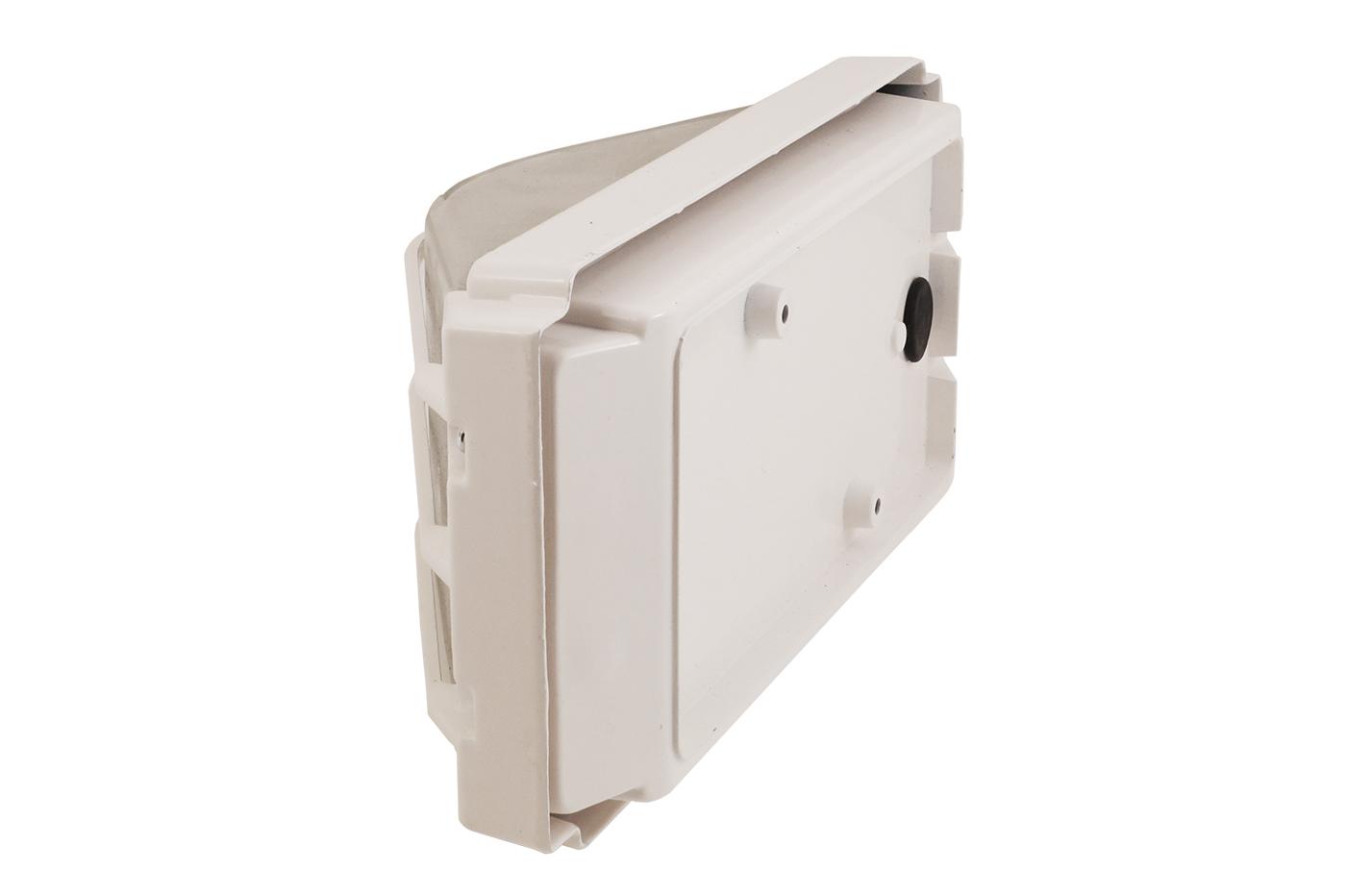 Plafoniere Rettangolari Per Esterno : Bes 18508 applique beselettronica lampada plafoniera esterna a