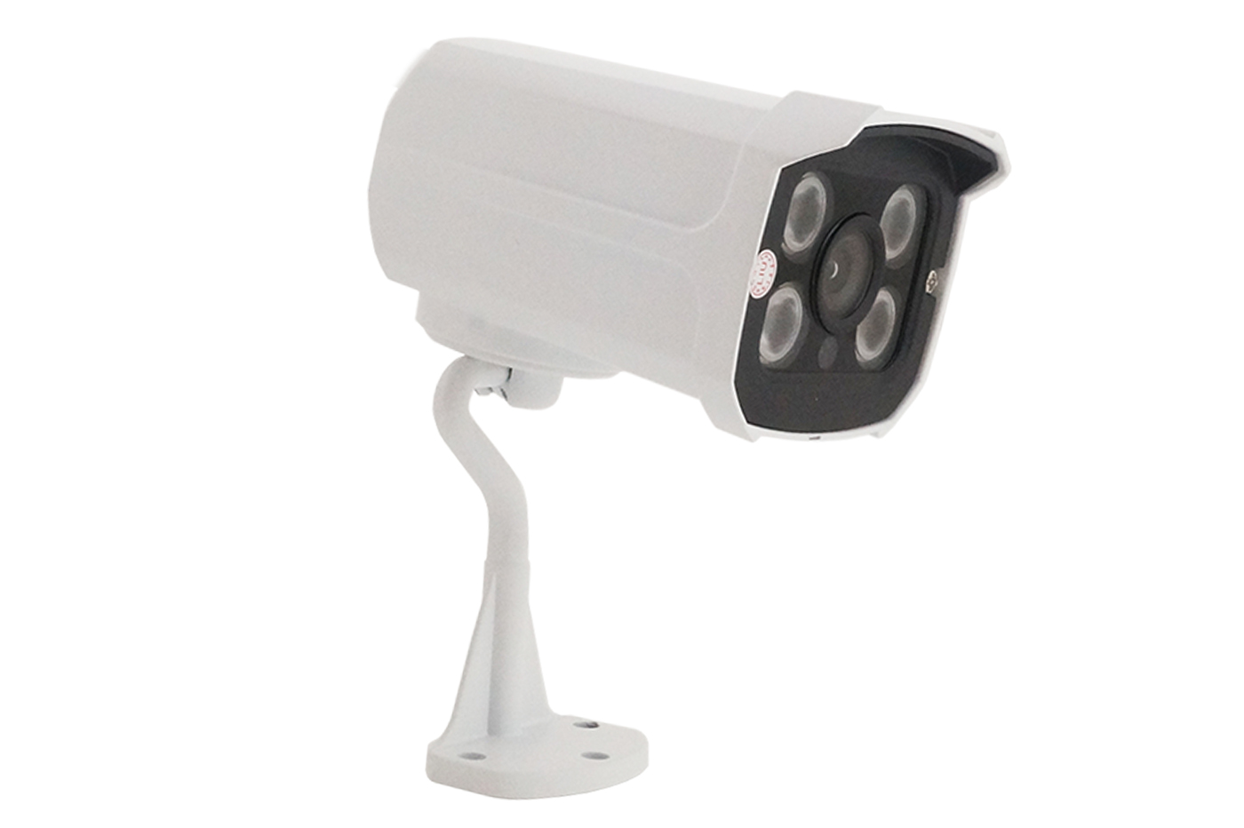 TELECAMERA VIDEOSORVEGLIANZA WIRELESS 4 LED IR ARRAY 3.6MM HD ZQ601