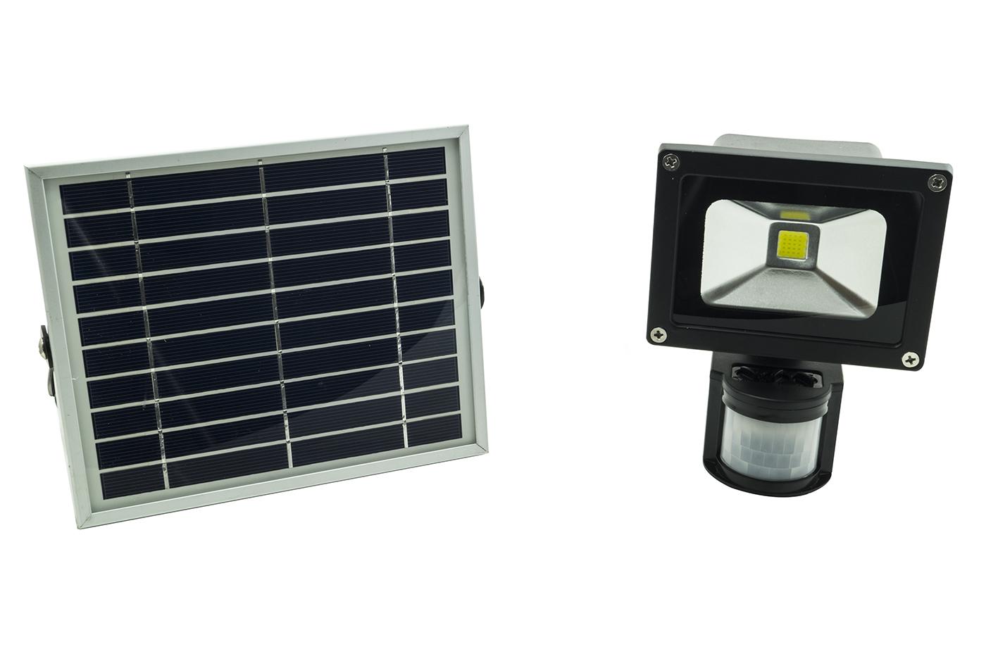 Illuminazione ad energia solare bes elettronica