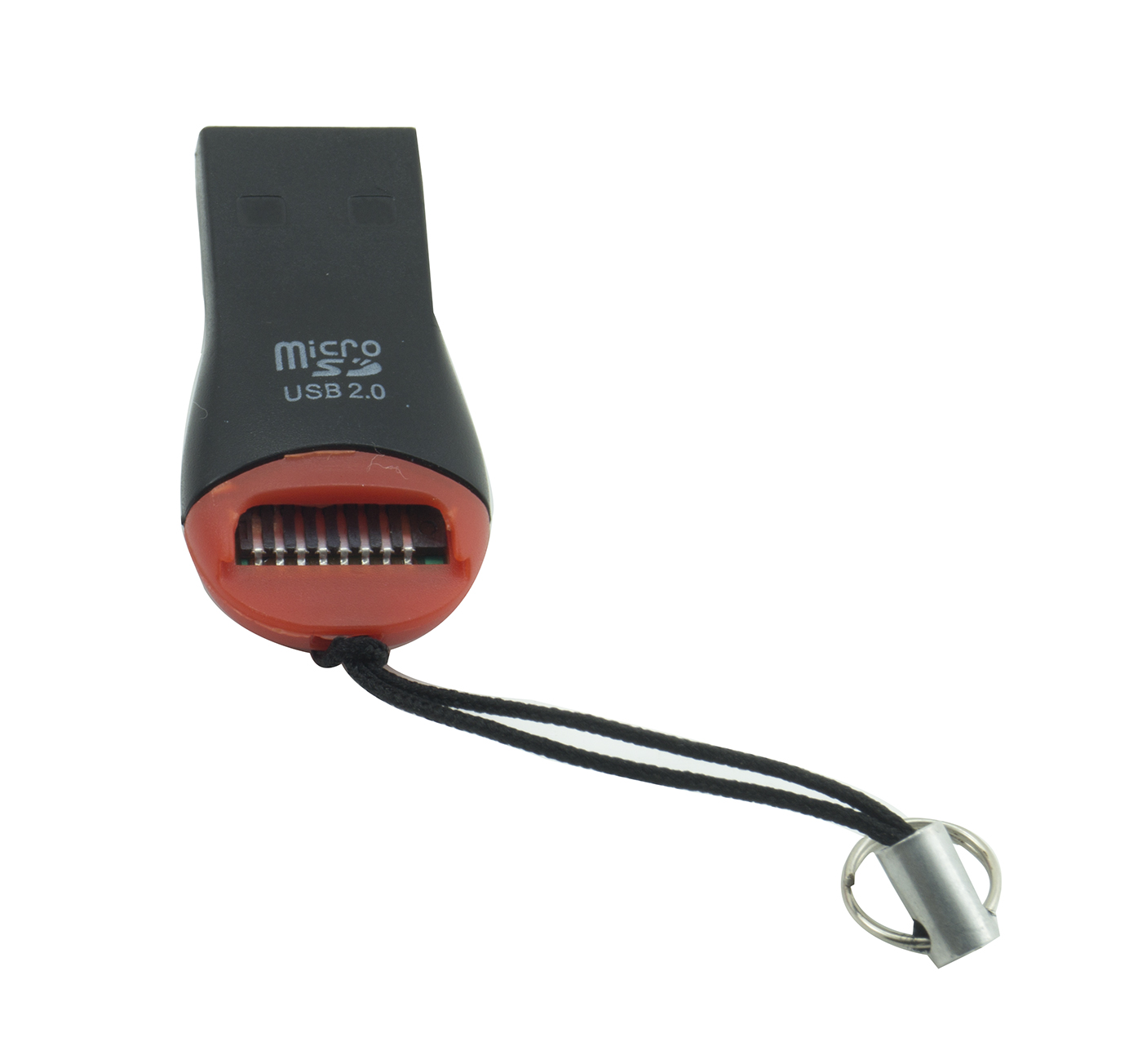 MICRO LETTORE SD 480 MBPS M2 MICROCARD SDHC USB 2.0