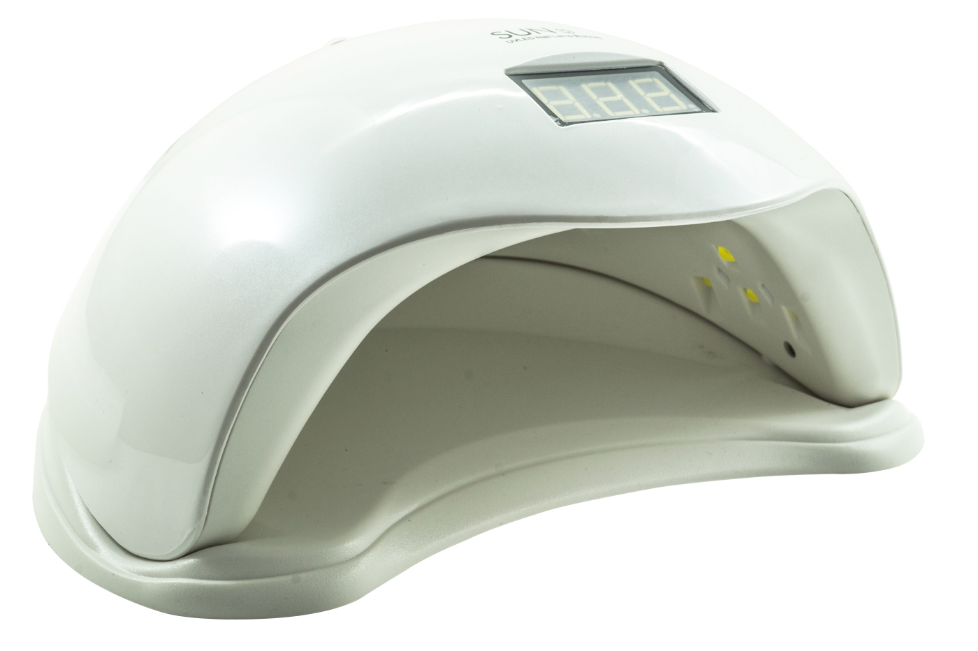 Bes nail art beselettronica lampada uv led w sensore