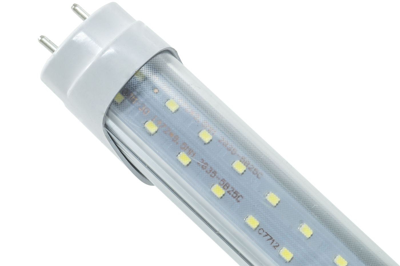 Plafoniere Per Camper 12v A Neon : Bes tubi led beselettronica neon luce naturale w
