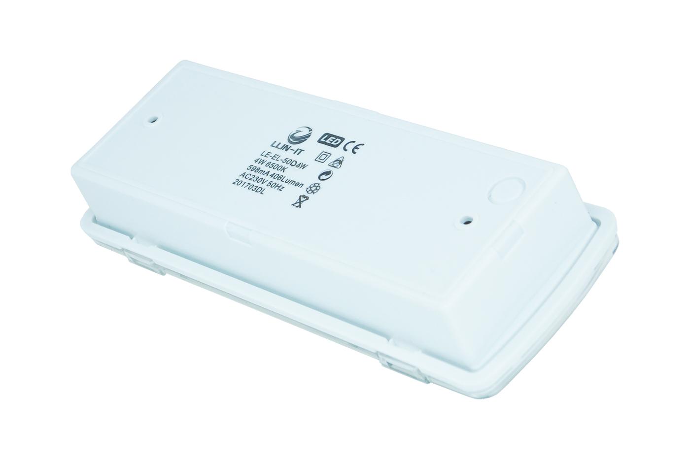Plafoniere Con Luce Emergenza : Bes 21391 lampade emergenza beselettronica lampada plafoniera