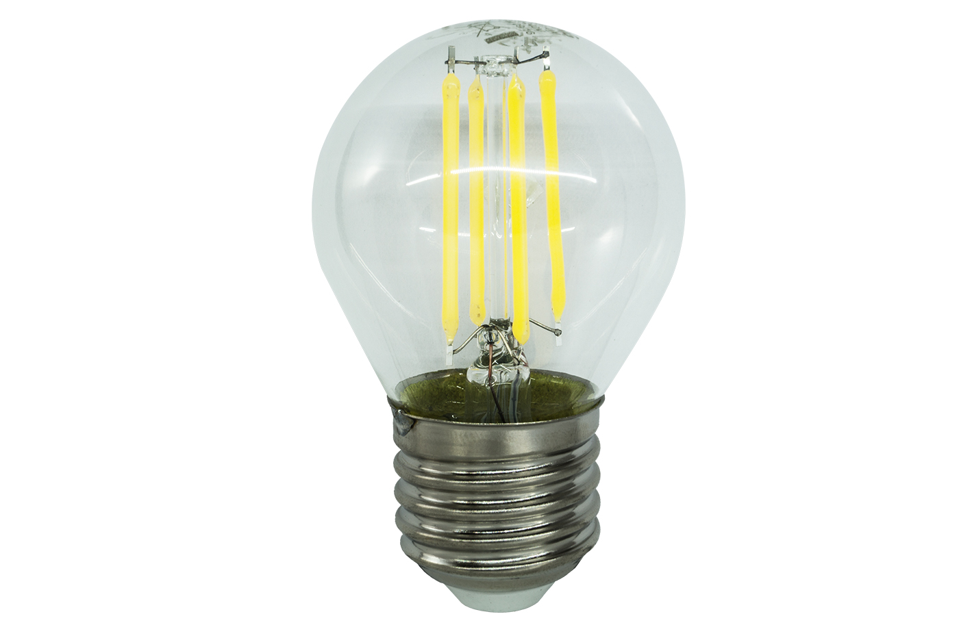 LAMP LED FILAMENTO 4W E27 MINI GLOBO G45 VETRO DIMMERABILE KODAK 41121-EU-2700