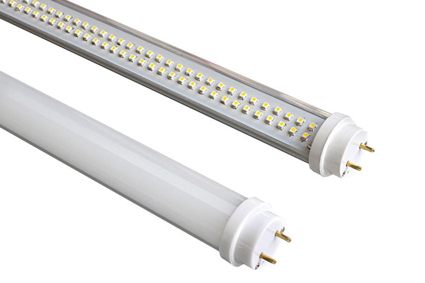 Plafoniera Con Tubo A Led : Bes 16144 tubi led beselettronica neon alta potenza 9 14