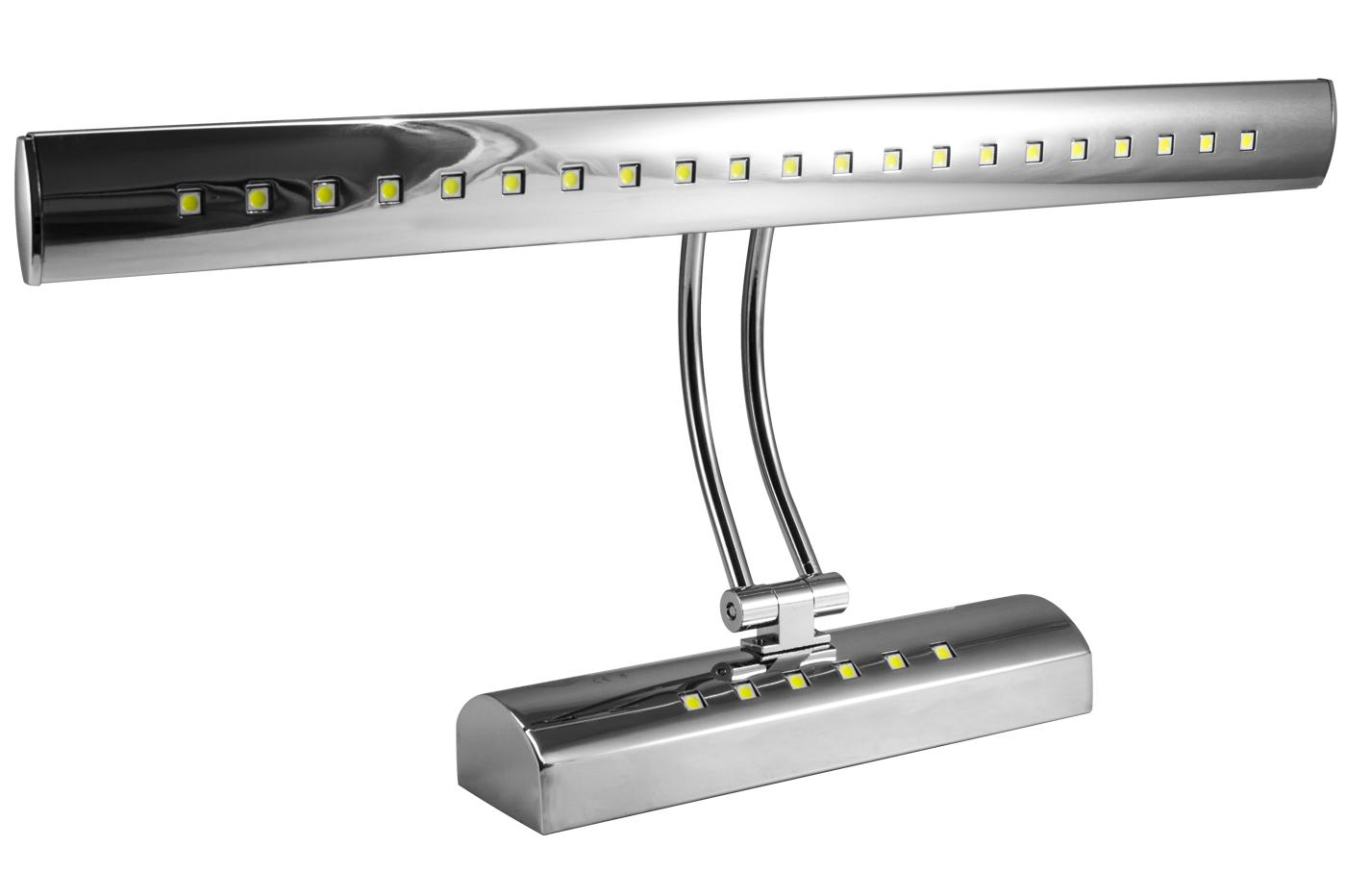 Plafoniera Muro Moderna : Applique lampada da parete muro specchio bagno 27 led luce bianco