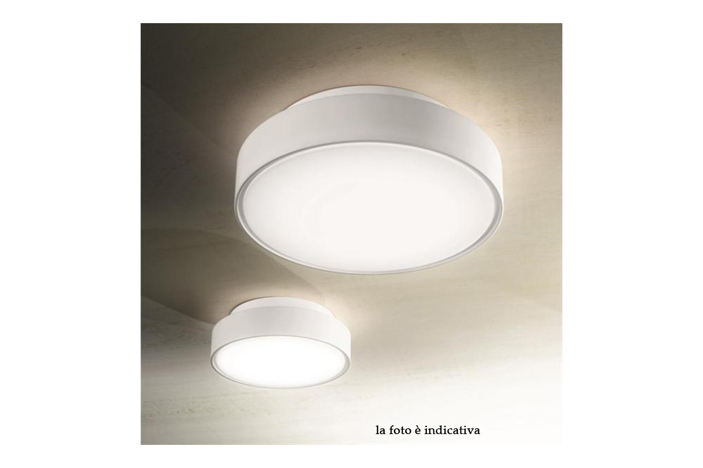 Plafoniere Led A Soffitto : Bes plafoniere beselettronica plafoniera led soffitto