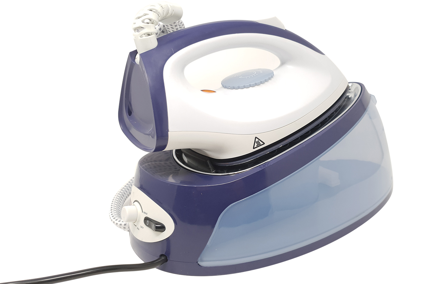 Ferro da stiro con caldaia cotinua Jordan blue steam 2400w