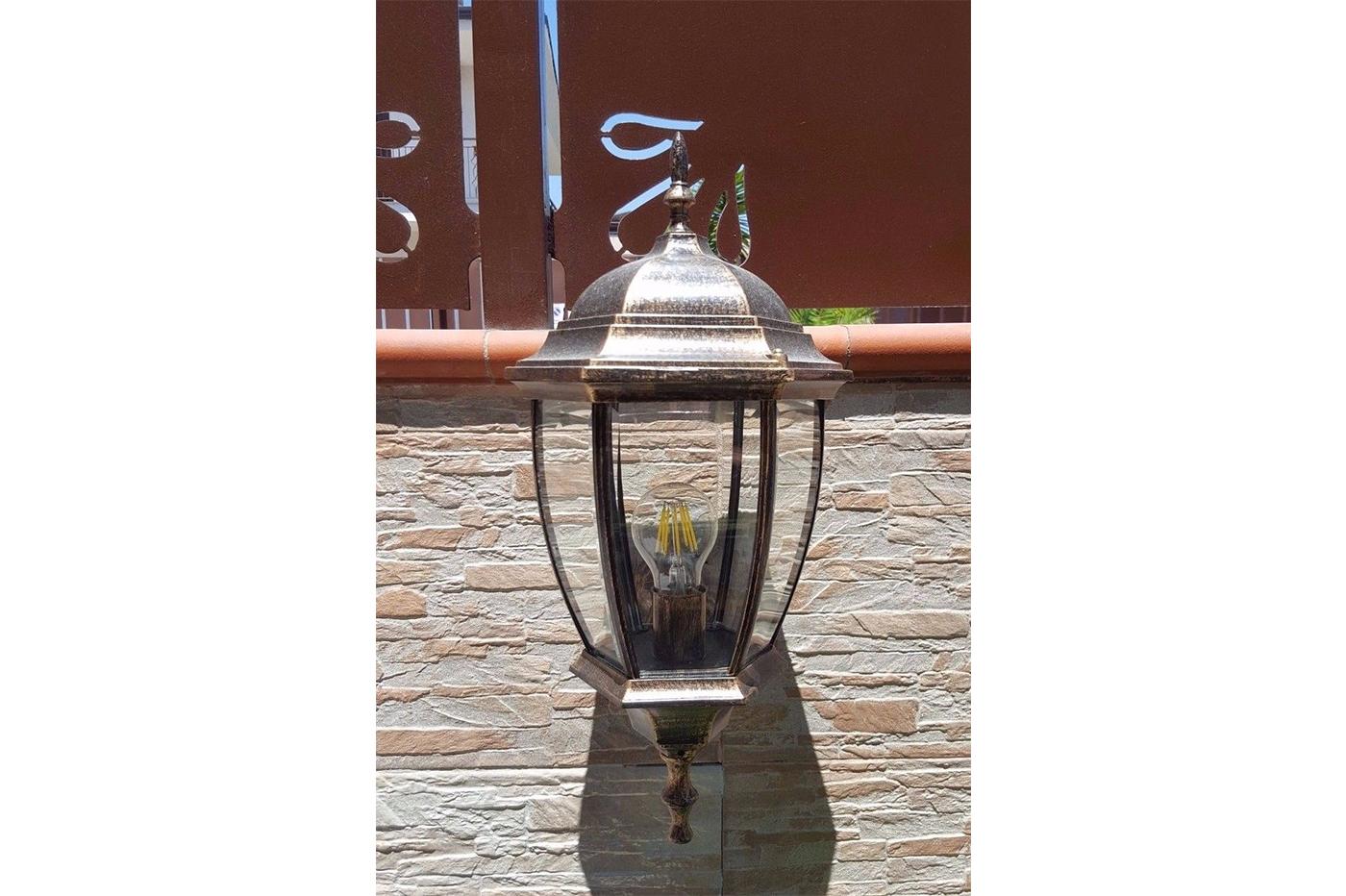 Bes 24887 applique beselettronica applique lampada lanterna