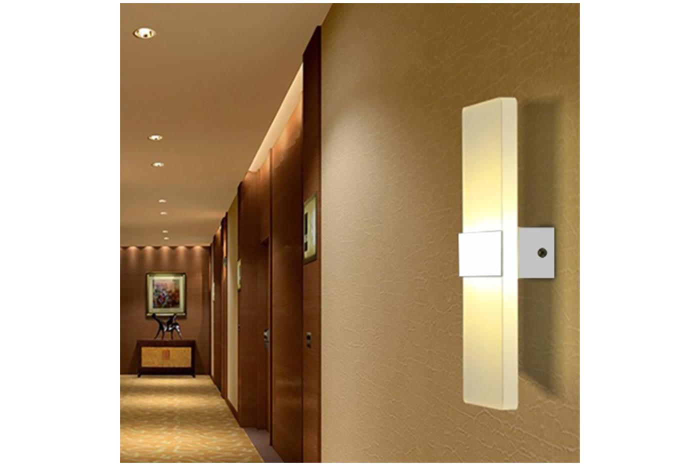 Plafoniere Da Parete A Led : Bes 25095 applique beselettronica lampada da parete