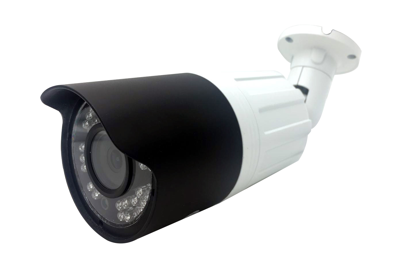 Telecamera videosorveglianza ahd bnc 4mp 42Led sicurezza 12mm all-1675