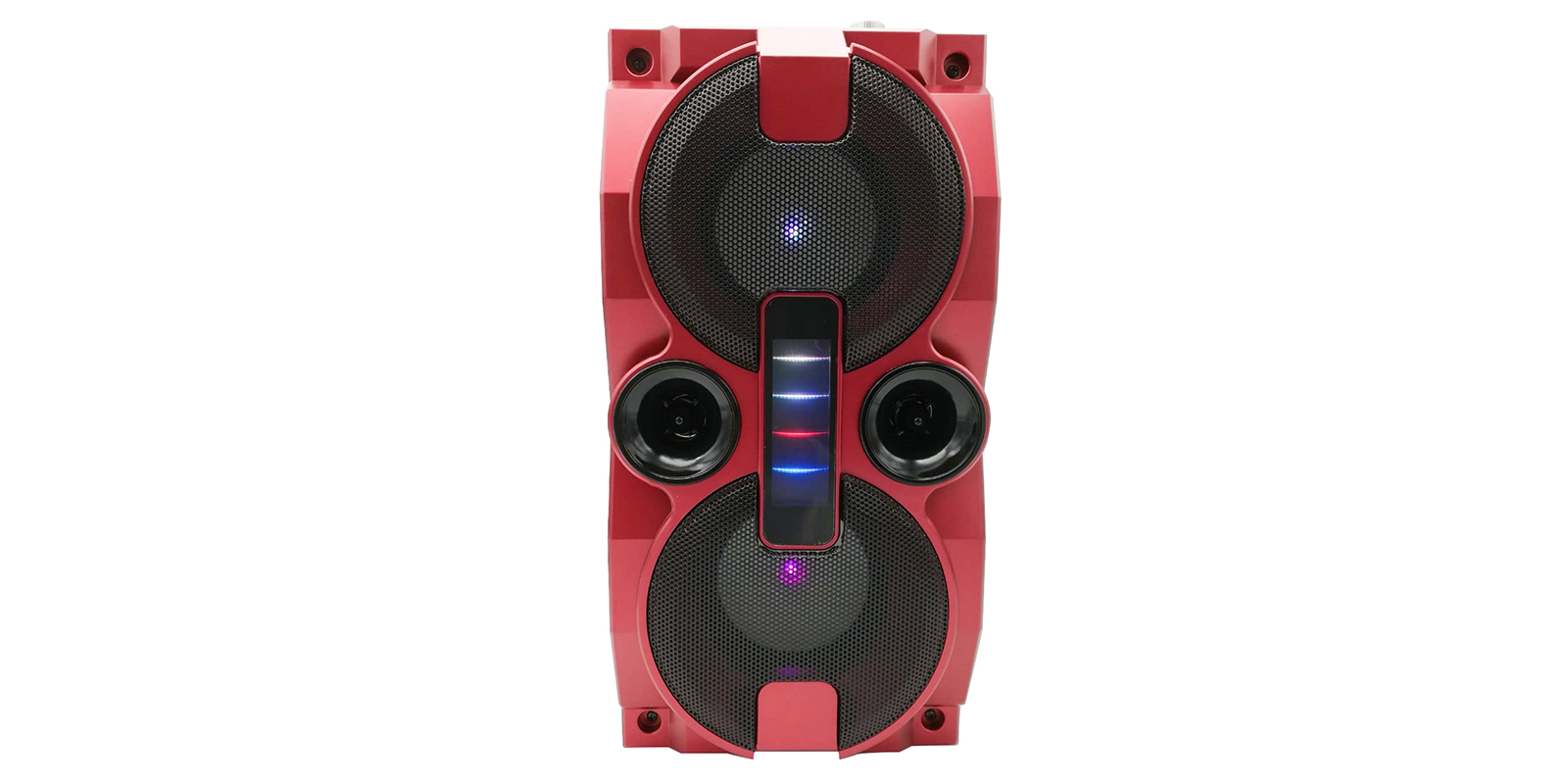 Cassa speaker bluetooth altoparlante wireless led FM radio TF Card usb BT-4201