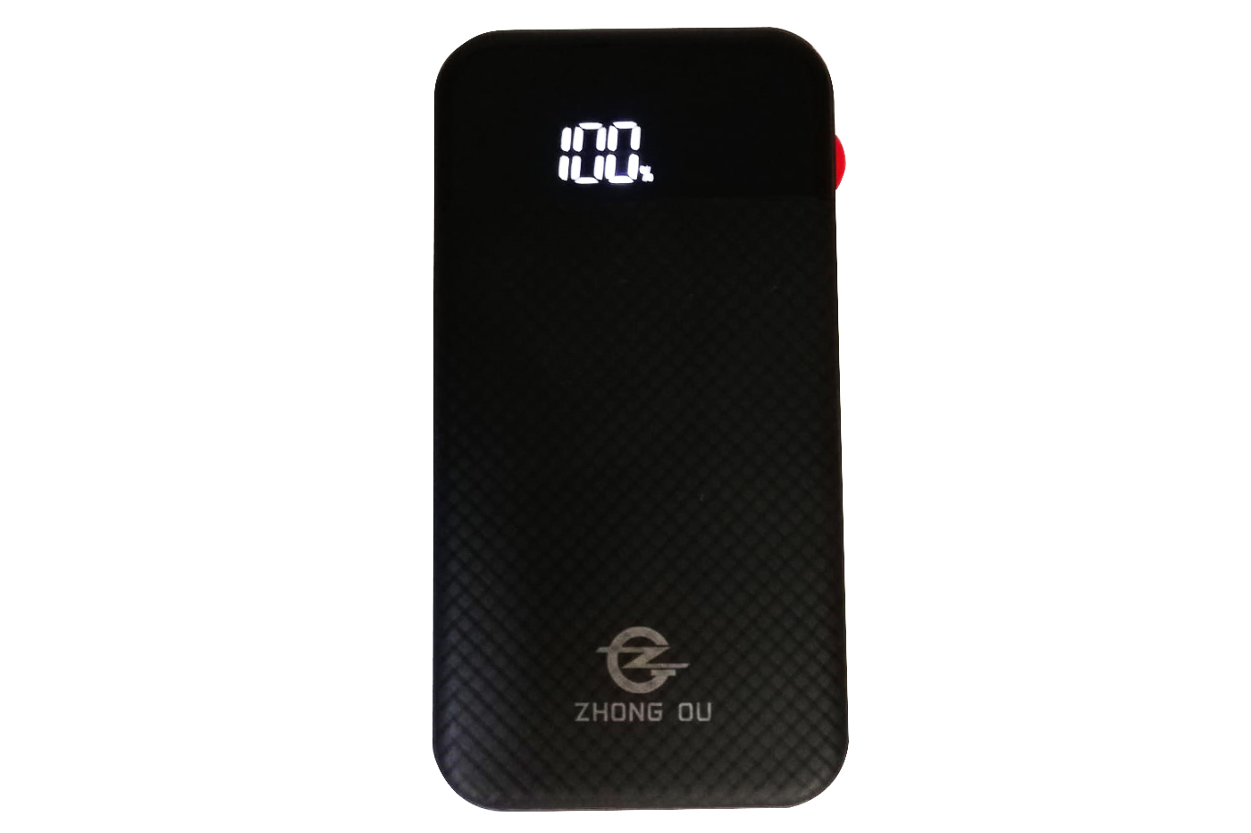 Caricatore portatile power bank cavo integrato e USB batteria 11000mAh LED FO26