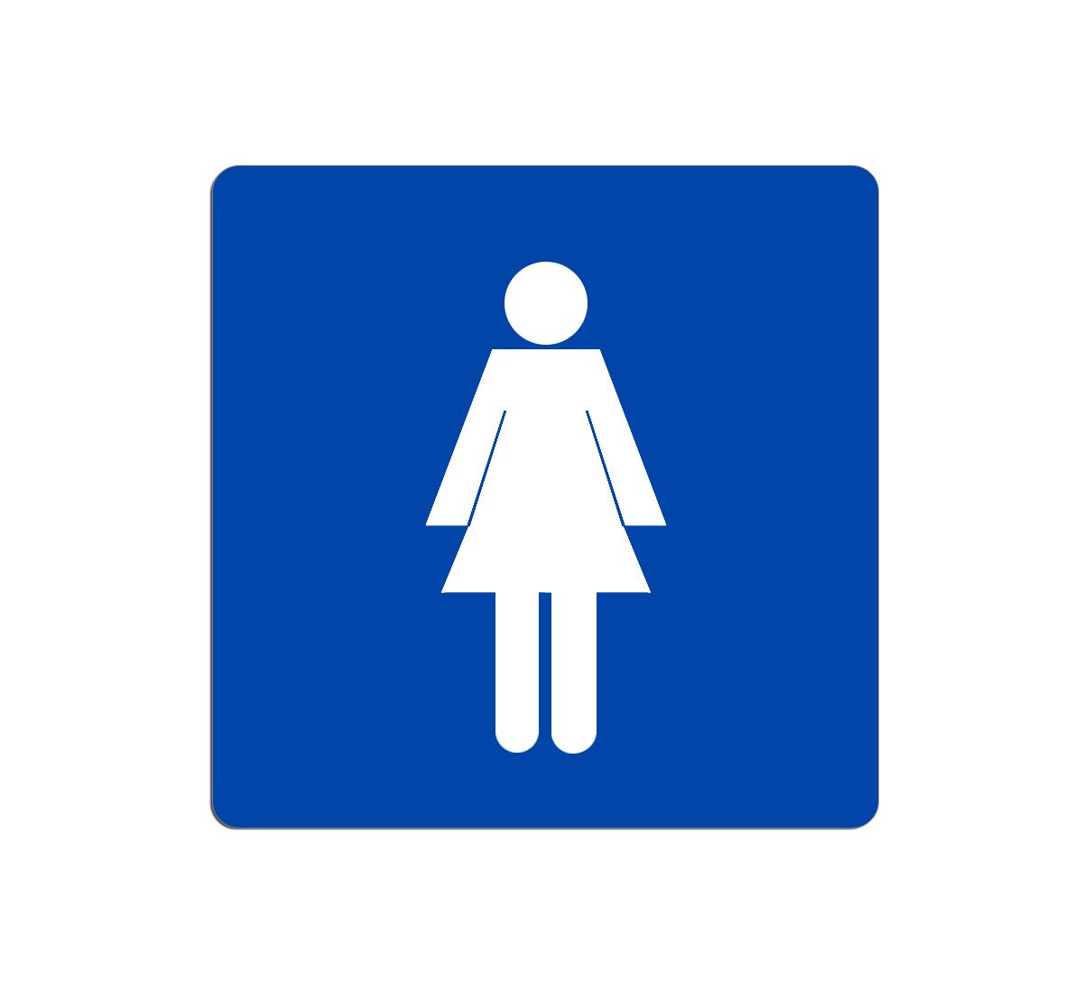 CARTELLO SEGNALETICA WC BAGNO UOMINI DONNE DISABILI TARGA ADESIVA | eBay
