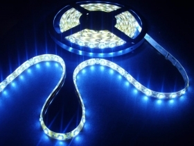 STRISCIA STRIP LED LUCE BLU 5
