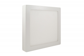 Plafoniera led soffitto 18w qu