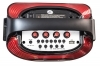 Cassa speaker portatile micro sd usb radio display karaoke led mp3 MA-168/MK-B21