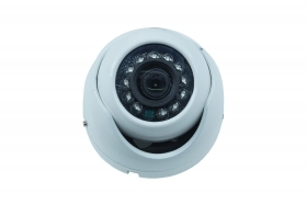 TELECAMERA VIDEOSORVEGLIANZA DOME AHD CCD 12 LED 3.6 MM 1.3MP IR JT-2005A-12