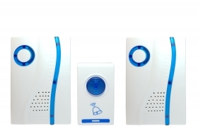 COPPIA CAMPANELLI WIRELESS CAM