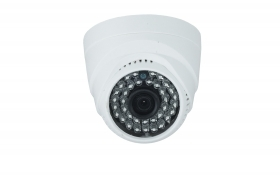 TELECAMERA DOME 36 LED IR VIDEOSORVEGLIANZA CCD 3.6 MM 1.3 MP JT-2025-36AHD