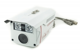 Telecamera videosorveglianza AHD 2 LED array IR 16MM 1.3MP JT-6209AHD