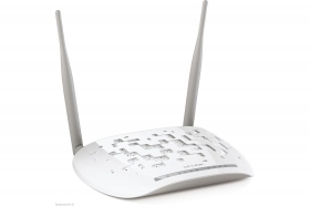 ROUTER MODEM ADSL2 WIRELESS N ACCESS POINT WI-FI 300MBPS TP-LINK TD-W8961N