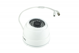 TELECAMERA VIDEOSORVEGLIANZA DOME AHD 36 LED IR 3.6MM 1080P 3.0MP JT-2005-36AAHD