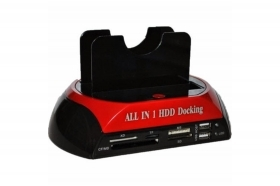 Docking station 2 HD 2.5 3.5 ide sata esata USB 2.0 3.0