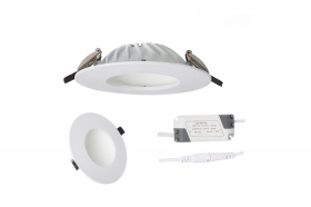 FARETTO PANNELLO LED INCASSO 5 10 15 20 30 W LUCE FREDDA DIFFUSE REFLECTION