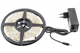 Striscia strip led 3metri fles