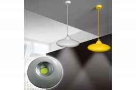 LAMPADA LAMPADARIO MONO LED CO