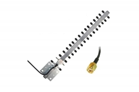 ANTENNA WIRELESS 38 DBI ESTERNO WIFI 2.4 GHZ LINQ WF-38DB