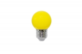 Lampadina led E27 mini globo s