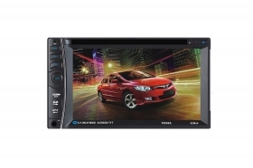Stereo autoradio 2 Din Autoradio Touch Screen 6.5 Bluetooth Stereo dvd dvx 31246