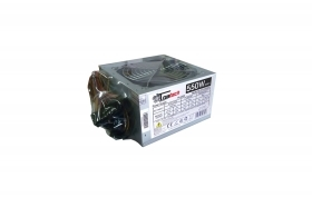 ALIMENTATORE 550W IDE/SATA VENTOLA 12CM POWER SUPPLY BASSA RUMOROSITA TR-4650