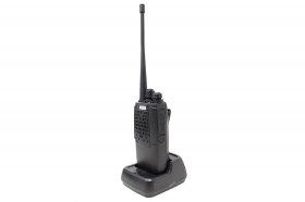 Walkie talkie ricetrasmittente 400-480MHz 16 canali auricolare baofeng JP-6