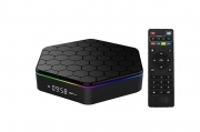 Android tv box 4K 32gb ultra HD 7.1.2 smart tv wifi telecomando andowl Q5