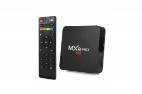 Android tv box wifi internet smart tv full hd 1080p 8 gb mxq pro 4k