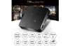 Android tv box internet smart tv wi-fi hdmi lan 4k telecomando 32gb T96 mars