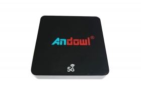 Android tv box internet smart