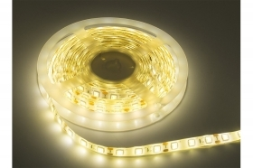 Striscia strip led luce calda
