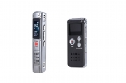 REGISTRATORE AUDIO VOCALE PORTATILE MP3 USB DIGITALE VOICE RECORDER 8 GB