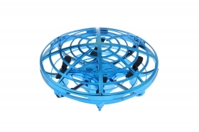 Ufo interactive aircraft quadr